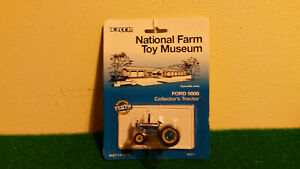 1/64 Ford 5000 1999 NATIONAL FARM TOY MUSEUM TRACTOR