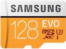 Samsung MB-MP128G 128GB MicroSDXC UHS-I Class 10 Memory Card
