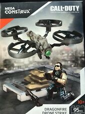 SAME DAY SHIPPING‼️ Mega  Call of Duty MQ-27 Dragonfire Drone FMG10 Dragonfly