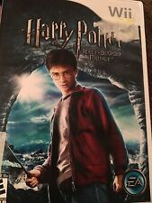 Harry Potter and the Half-Blood Prince (Nintendo Wii, 2009) Complete