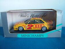 MINICHAMPS 931121 AUDI V8 QUATTRO EVO - 1993 BELGIAN PROCAR - HEMROULLE