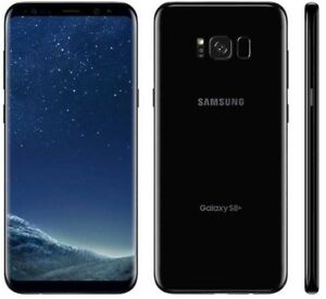 Samsung Galaxy S8+ Plus G955U 64GB GSM Unlocked Smartphone Verizon AT&T T-Mobile