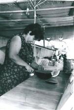 ftg 39 anni 50 TRIESTE Venditrice di angurie in via Flavia