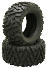 2 New Radial WANDA ATV UTV Tire 27x11R14 All Terrain 6PR 27 11 14 Big Horn Style