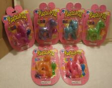 Greenbriar Playful Pony lot of 6 MIP MOC MLP My Little Pony Inspired