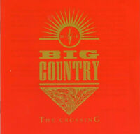 BIG COUNTRY ~ The Crossing ~ 1996 UK Mercury REMASTERED 14-track CD album
