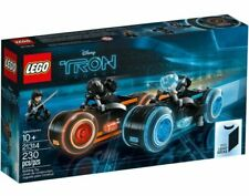 LEGO Ideas 2018 TRON: Legacy (21314) NEW IN FACTORY SEALED BOX