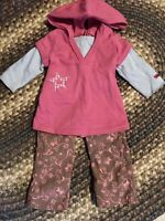 Reduced Price!! American Girl 18in Doll Outfit~Tunic W/Pants