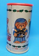 Lucy and Me Lucy Rigg Bear metal pencil sharpener never used 1980s