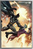 Detective Comics #1027 Marc Silvestri Batman & Joker Variant (DC, 2020) NM