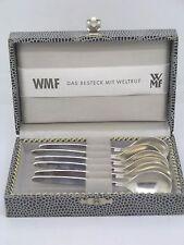 6 ~ WMF GERMANY SPOONS DAS BESTECK MIT WELTRUF IN ORIGINAL BOX