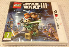 Lego Star Wars III : The Clone Wars Nintendo 3DS VF ++ 100% NEUF SOUS BLISTER ++