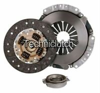 NATIONWIDE 3 PART CLUTCH KIT FOR NISSAN STANZA SALOON 1.6