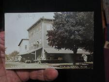 "RPPC "" EESLEY MILLING CO. MILL"" PLAINWELL MICHIGAN IN 1911 -OLD MILL BREW PUB"