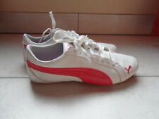 PUMA Drift Cat Sneaker weiß pink Gr. 38,5 oder UK 5,5