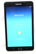 "Samsung Galaxy Tab A SM-T280 8GB Wi-Fi, 7"" Tablet - Black  12-6B"