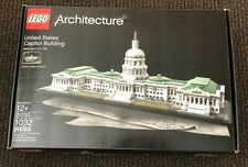New ListingLego Architecture United States Capitol Building 21030 - Brand New (Retired Set)