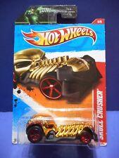 2010 Hot Wheels Green Lantern Thrill Racers Skull Crushers 5/6 Mint On Card