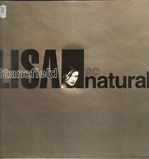 LISA STANSFIELD - So Naturel - Arista