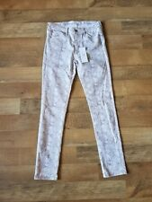 Women's AG Adriano Goldschmied size 24 THE PRIMA ANKLE Cigarette scale pants