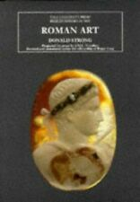 Roman Art (The Yale University Press Pelican Hist... by Strong, Donald Paperback