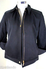 Gianni Versace COUTURE Medusa Face Black CEO Corporate Jacket Blazer Med 6 7 8