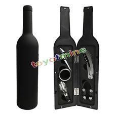 Set Regalo Accessori Vino Cavatappi Apribottiglie Bottiglia Bar Cucina