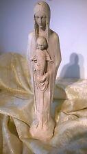 Porzellanfigur Madonna mit Kind ( groß) Entwurf 1935 Schwarzburger Werkstätten?