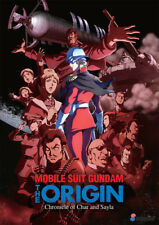 Mobile Suit Gundam The Origin: Chronicle Of Char And Sayla [New DVD] Widescree