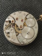 Vintage Longines 12.68Z gents watch movement, no dial . Working