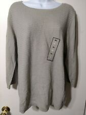 Women's xl Sweater  top basic editions