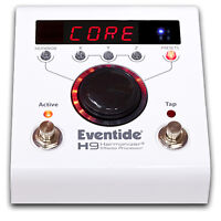 Eventide H9 Core Harmonizer Delay + Harmonizer + Pitch Guitar Effects Pedal