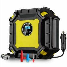 Tire Inflator Car Air Pump Compressor Electric Portable Auto 12V DC Volt 120 PSI