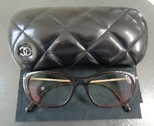 CHANEL, Authentic, 3295-B, made in Italy, BC10470935, Eyeglasses for Women, w/Ca