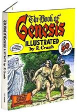 HOLY CRAP! ~ R. CRUMB's GENESIS ~ FIRST BOOK OF THE BIBLE GRAPHICALLY DEPICTED!