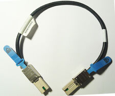 HP 407344-001 0.5M External Mini SAS Cable SFF-8088 / SFF-8088 Connectors