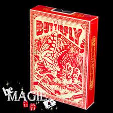 Jeu THE BUTTERFLY - cartes Poker - Magie - Deck