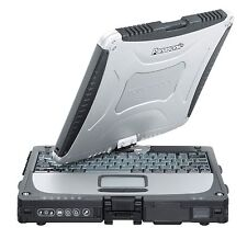 PANASONIC CF-19 TOUGHBOOK RUGGED MK6 CORE 8GB LAPTOP 256GB SSD CF191HYAX1M TOUCH