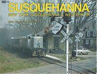 SUSQUEHANNA - New York, Susquehanna & Western (New Jersey to Penn) NEW BOOK