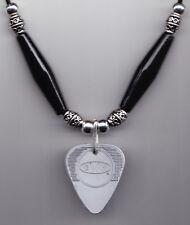 Eddie Van Halen Silver Herco Guitar Pick Necklace 2008