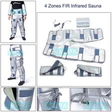 FIR Infrared Space Carbon Fiber Sauna Heating Body Slim Weight Loss SPA Blanket