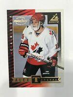 1997-98 PINNACLE ZENITH #99 ALEX TANQUAY RC ROOKIE CARD