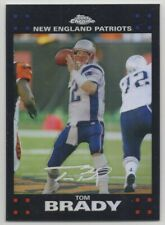 2007 Topps Chrome Tom Brady REFRACTOR insert #TC6 PSA 10 ?