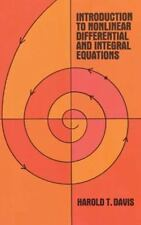 Introduction to Nonlinear Differential and Integral Equations (Dover Books on Ma