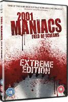 2001 Maniaci - Campo di Urla DVD Nuovo DVD (ABD4790)