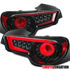 For 12-16 Scion FRS/Subaru BRZ/ Toyota 86 Slick Black LED Rear Tail Brake Lights