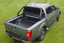 Per adattarsi Nissan Navara NP300 Hawk Roll Bar si adatta Nero con coperchio tonneau
