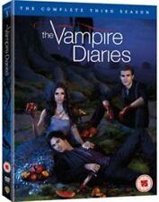 Vampire Diaries The Complete Third Season 5051892074919 DVD Region 2
