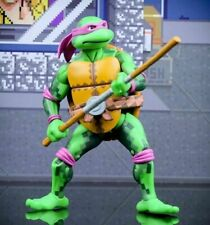 "NECA SDCC 2016 Teenage Mutant Ninja Turtles 6"" Action Figure Donatello"