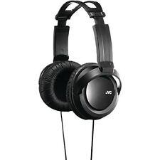 JVC-HEADPHONES HARX330 FULL SIZE HEADPHONE BLACK